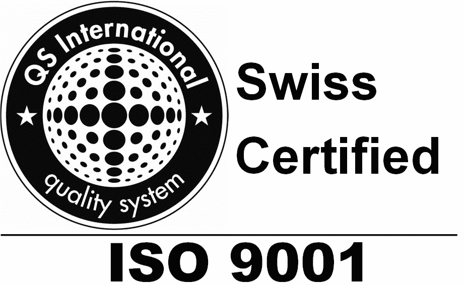Bibielle Quality Certificate ISO 9001